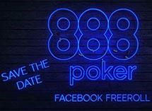 888poker facebook freeroll