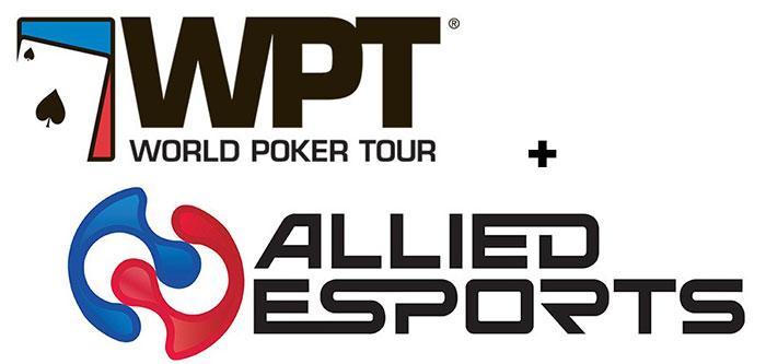 WPT + Allied Esports Entertainment Inc