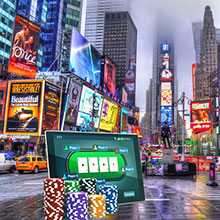 online poker in NY