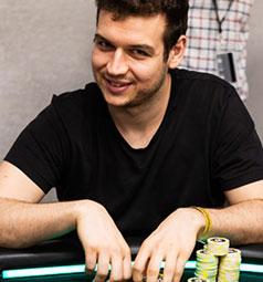 Майкл Аддамо турнир хайроллеров Покерстарс