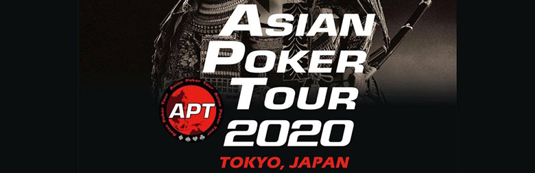 The Asian Poker Tour Online Series will also be held in Tokyo, Japan.