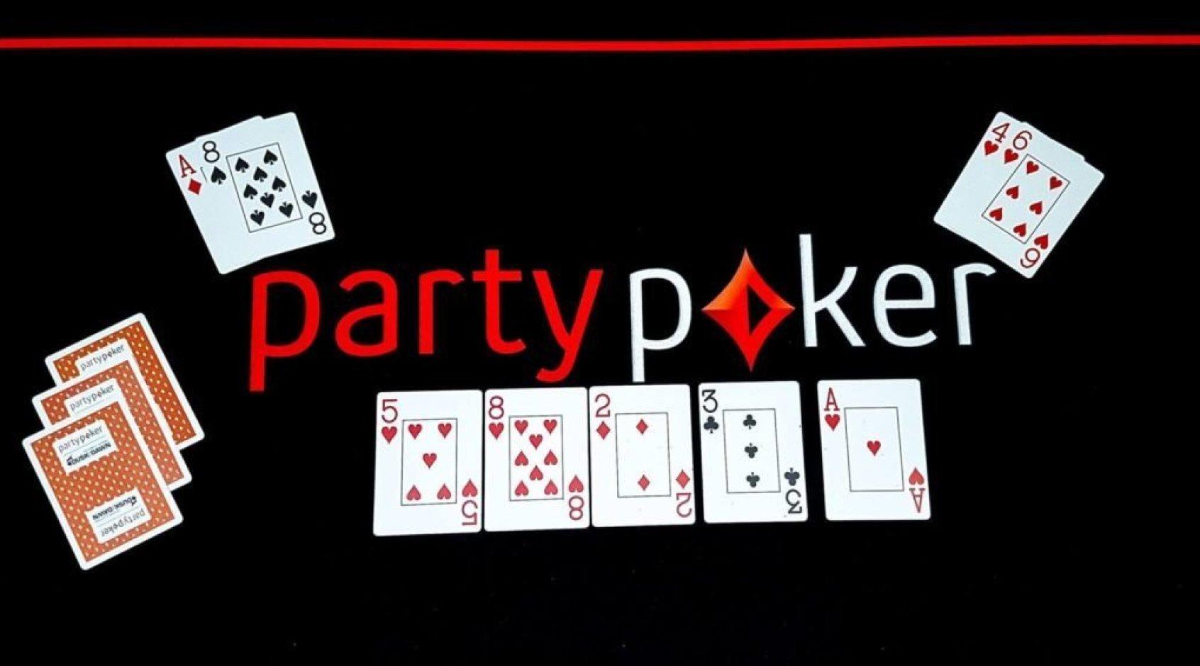 Покерный рум PartyPoker